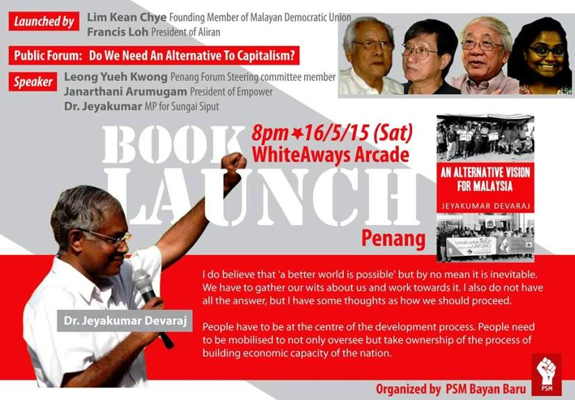 Book launch