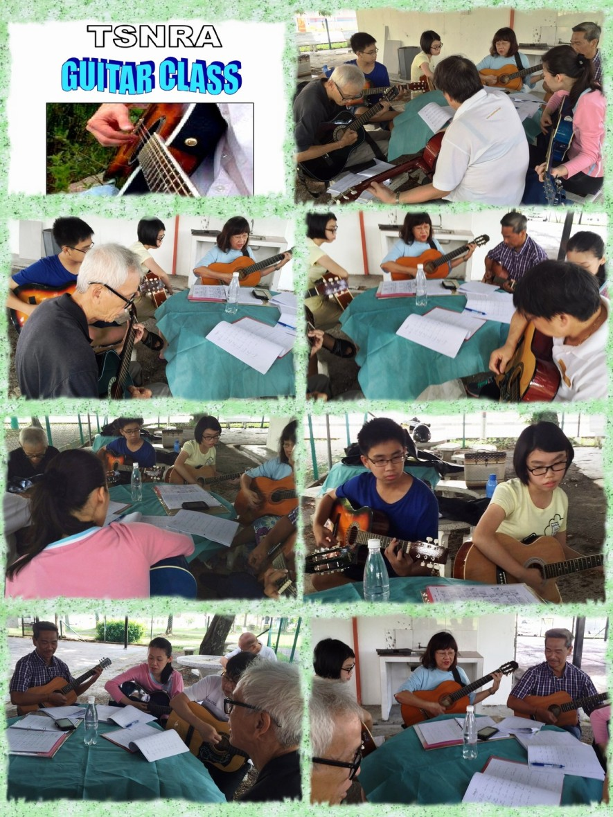tsnra guitar class