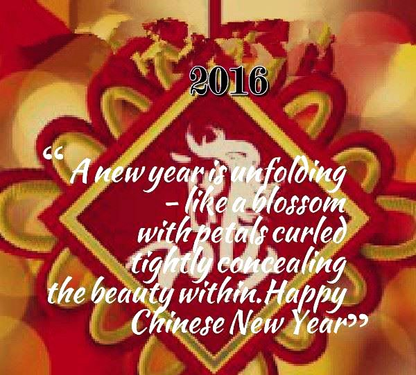 Quotes Chinese New Year Wishes: News, Views And Updates